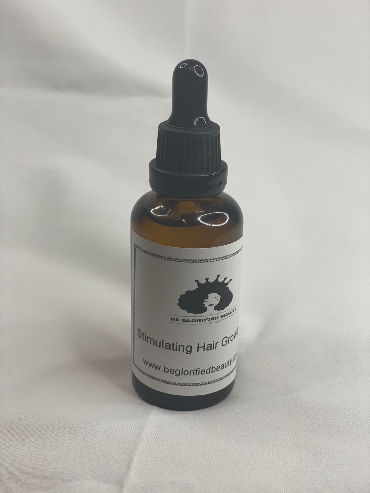 be glorified stimulating hair oil